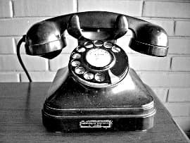 A Telephone Call - Dorothy Parker